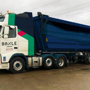 Buy a Feber semi-trailer in London from Baxle Ltd