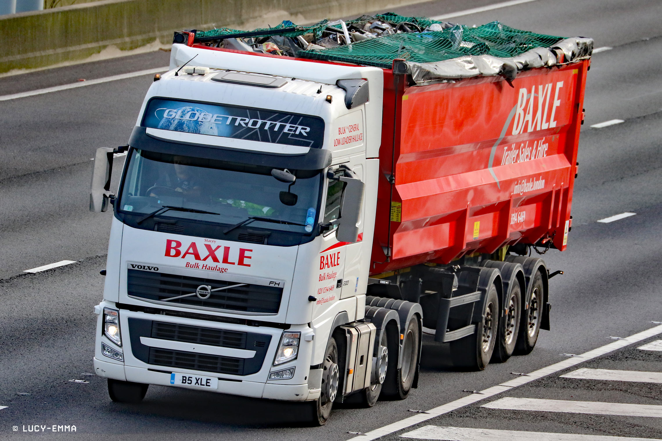Baxle general haulage and transportation services London